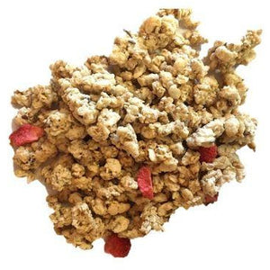Strawberry Vanilla Hemp Granola
