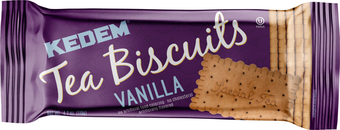 Tea Biscuits Vanilla