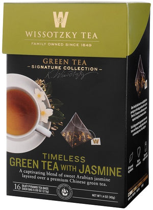 Timeless Green tea w/ Jasmine