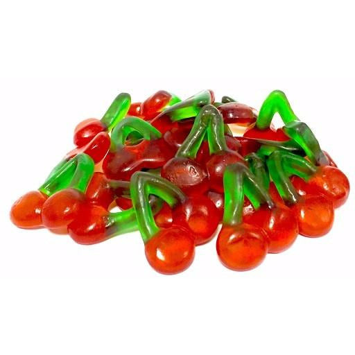 Gummy Twin Cherries