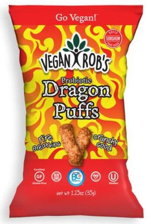 Vegan Rob's Dragon Puffs