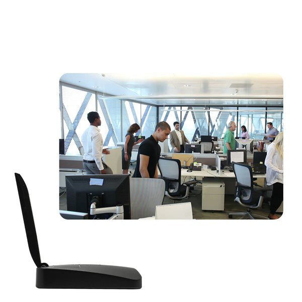 1080P WiFi Dummy Router Camera Super IR Night Vision Motion Activated Security Live View and Audio
