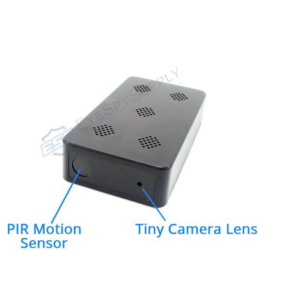 WiFi 1080P Surveillance Camera |  W/ Night Vision | HD | PIR Motion Activated | Remote Live View W/ Audio