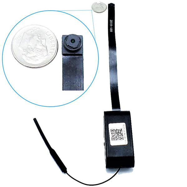 1080P HD DIY Self Install Motion Activated WiFi Surveillance Camera Module Remote Live View Indoor