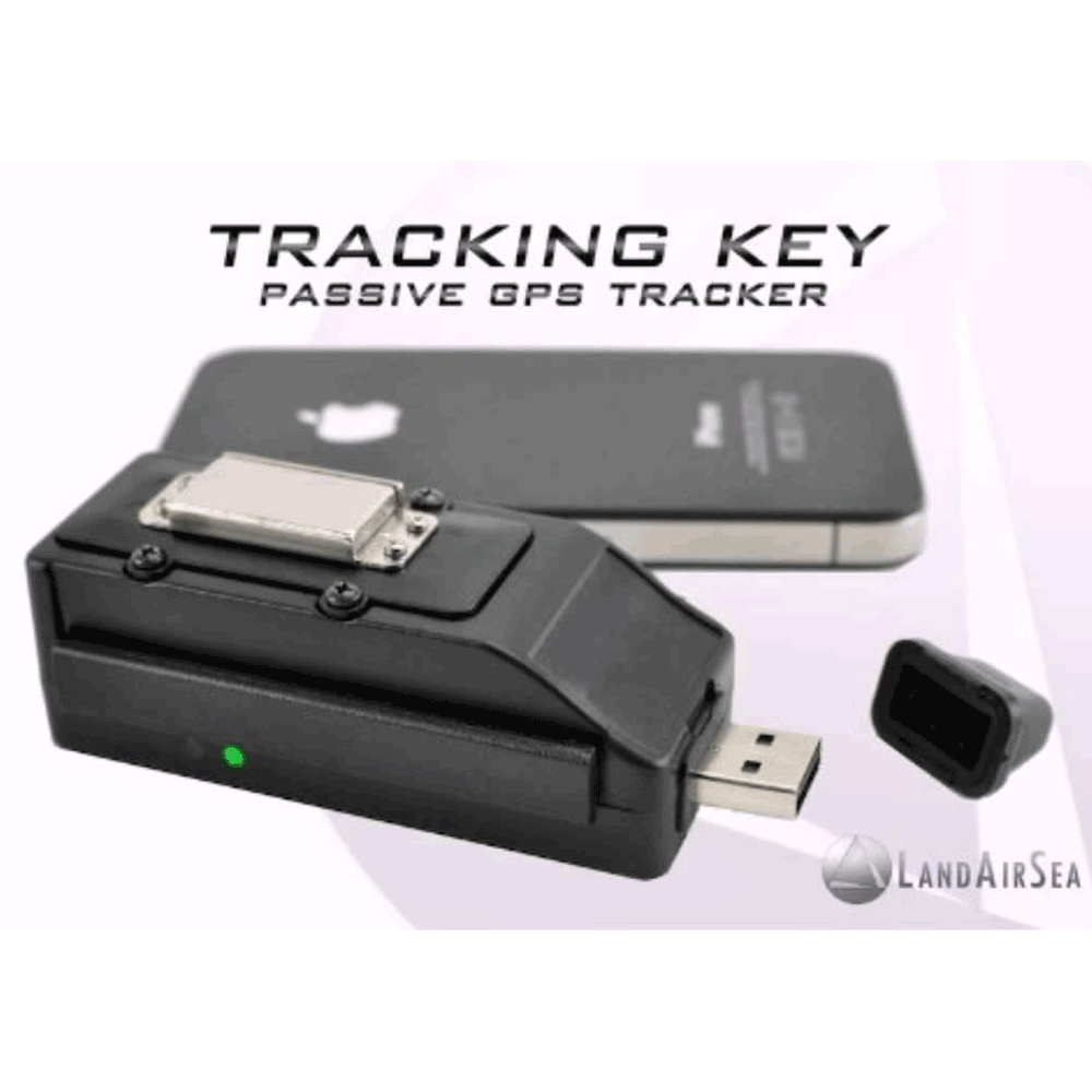 No Monthly Fee GPS Tracker | Tracking Device | Passive