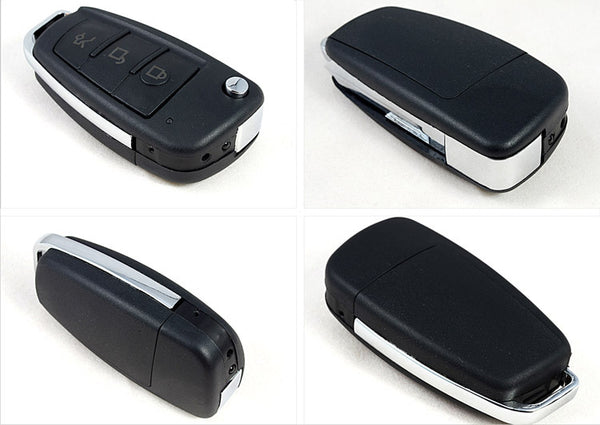 Car Key FOB Camera | 1080P HD Video |  With Audio