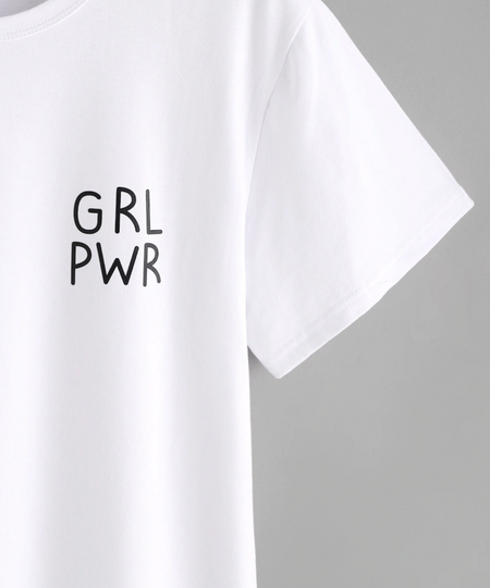 Girl Gang Rocker Graphic Tee