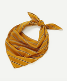 Striped Neck Scarf