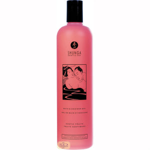 Bain moussant comestible Shunga - Les Douces Folies de Nickie