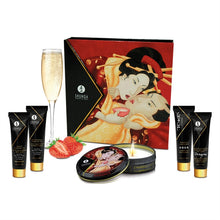 Ensemble Shunga Secret de Geisha - Les Douces Folies de Nickie