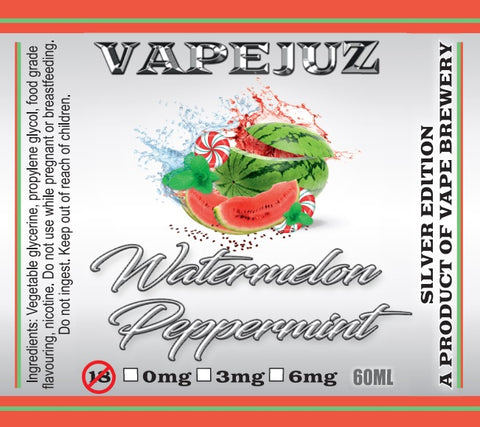 Watermelon Peppermint