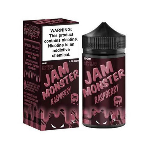 Jam Monster Raspberry