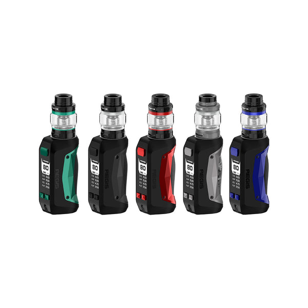 Aegis Mini 80W Kit with Cerberus Tank - 5.5ml