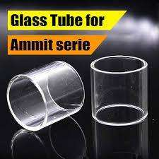 Pyrex Glass Tube for GeekVape Ammit RTA series(Ammit Dual RTA 3ml)