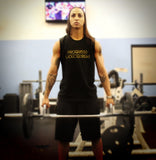 Progress Over Perfection Sleeveless Tee