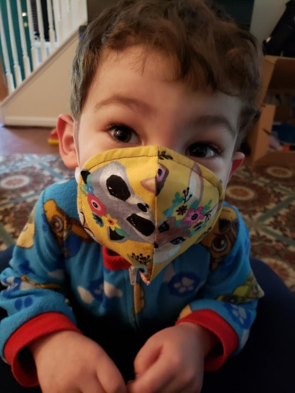 Kid's Non Medical Face Mask