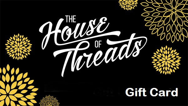 The House of Threads Gift Card