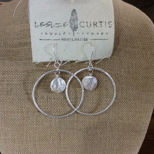 Leslie Curtis Willow Earrings