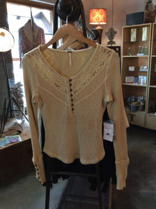 Free People Autumn Wildflower Sweater