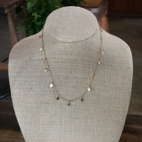 Leslie Curtis Haley Necklace