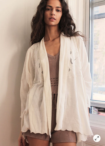 Free People Cool Nights Cardi