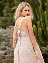Free People Frankie Pintuck Maxi
