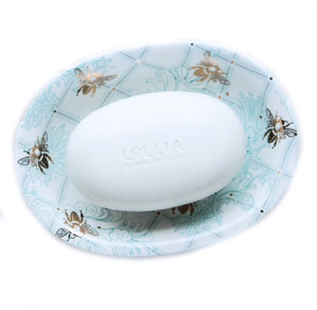 Lollia Ceramic Soap Dish