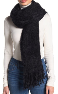Free People Whisper Fringe Blanket Scarf