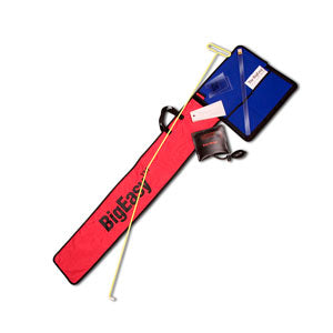 Big Easy Glo/Inflatable Wedge Kit with Carrying Case