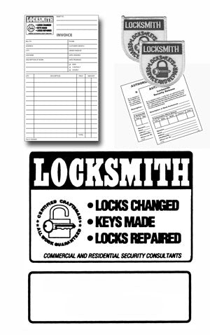 Locksmith Business Start-up Kit CLOSE-OUT