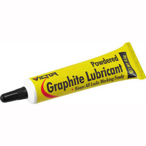 Powdered Graphite Lubricant 6.5 grams