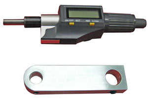 Direct Read Digital Micrometer Spacing Kit