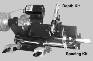 Direct Read Digital Micrometer Spacing & Depth Kit