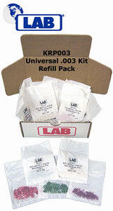 "Refill Kit for .003"" Increment Pinning Kits KRP003"