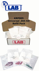 "Refill Kit for .005"" Increment Pinning Kits KRP005"
