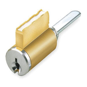 15395SC-26D-KD Key-in-Knob Cylinder with Schlage SC1 Keyway