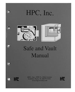 Safe and Vault Manual SVM