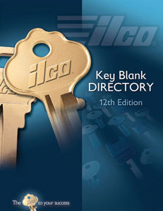 ILCO Key Blank Directory 12th Edition