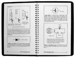 Basic Electricity for Locksmiths Book LC-8