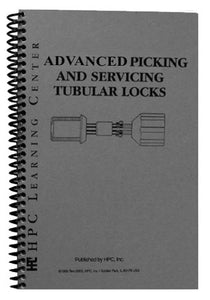 Advanced Tubular Picking Manual LC-7