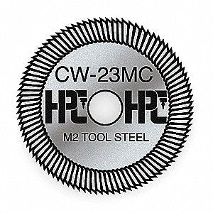 CW-23MC Cutter for HPC Speedex 9160MC & 9180MC