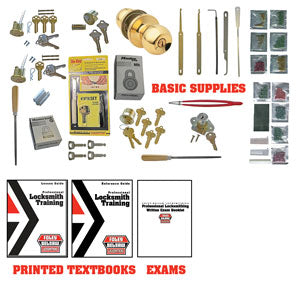 Correspondence Course / Mail Order Supply Package