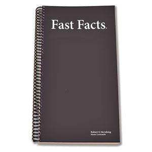 Fast Facts Locksmith Vehicle Quick Reference Guide 12th Edition, 2018
