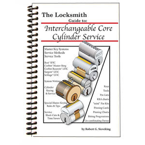 The National Locksmith Guide to Interchangeable Core Service