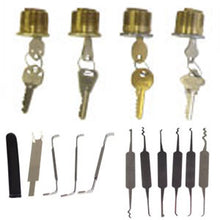 Advanced Lock Picking Online Course with Pick Set, Practice Locks, and Printed Text Book
