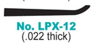 LPX-12 Hook Pick with Handle .022