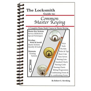The National Locksmith Guide to Common Master Keying