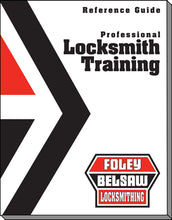 Deluxe Professional Locksmithing Online Course
