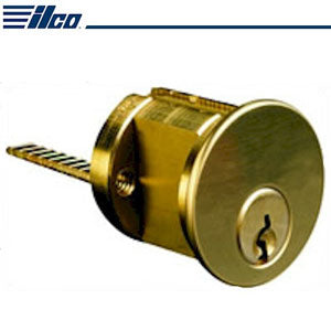 Rim Cylinder NA Composite Keyway 03 Brass Finish 7015NA8-03-KA2