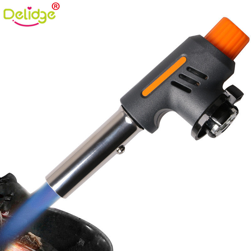 Special Igniter Stainless Steel+Plastic Lighters Outdoors BBQ